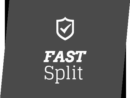 Fast Split