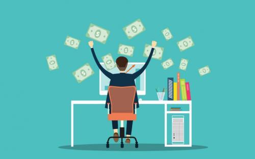 Como ganhar dinheiro na internet?
